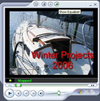Winter Projects 2006